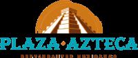 Plaza Azteca logo.png