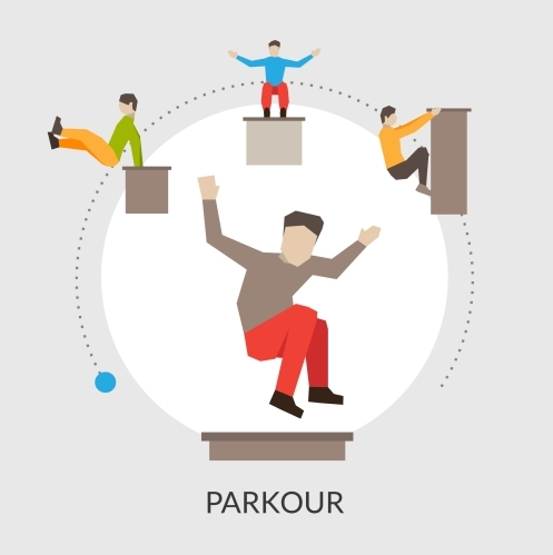 3 Reasons You Need to Sign Your Kid Up for Parkour