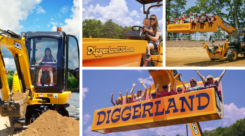 4 Reasons You Should Visit Diggerland