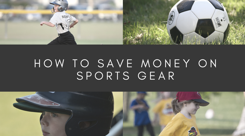 How to Save on Spring Sports Gear for Kids