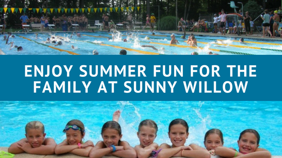 Enjoy Summer Fun for the Family at Sunny Willow