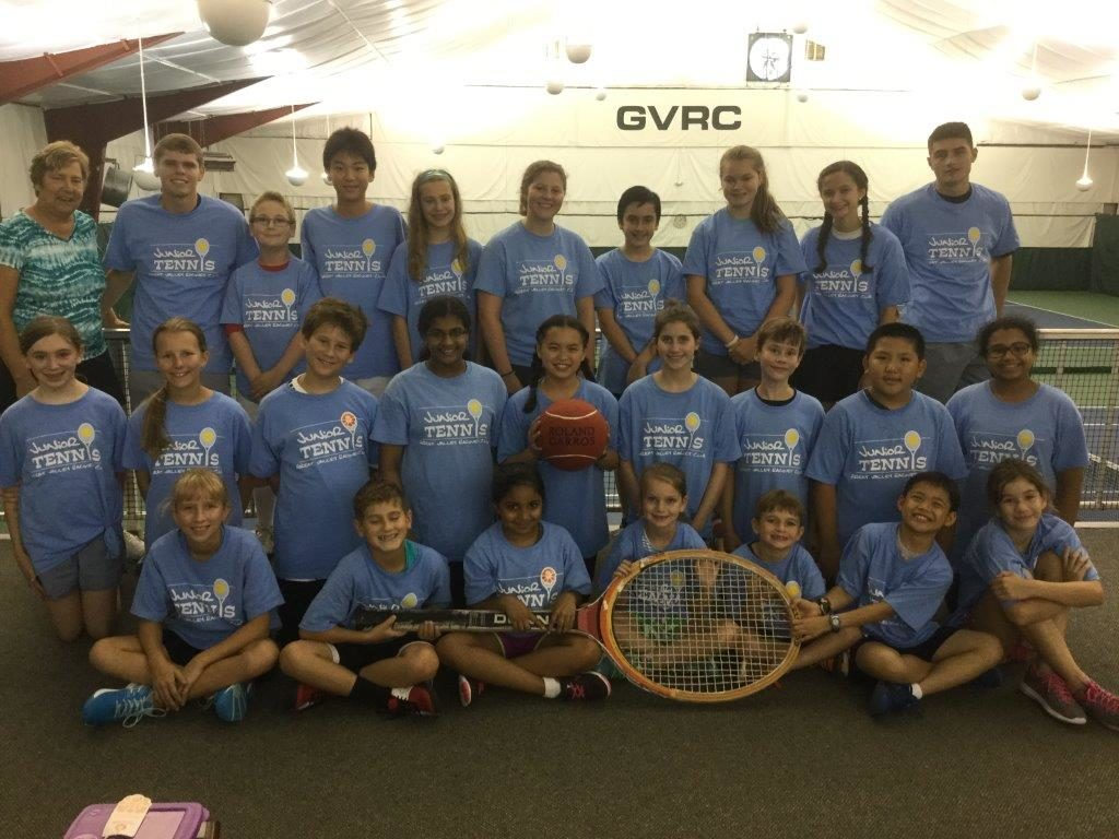 VCF_Great VAlleyRacquet_2017 Summer camp week 4 afternoon