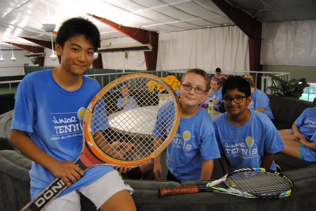 VCF_GreatValleyRacquet_2017 summer camp photo