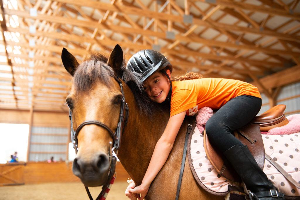 YMCA-UpperMainLine-Horse-VCF