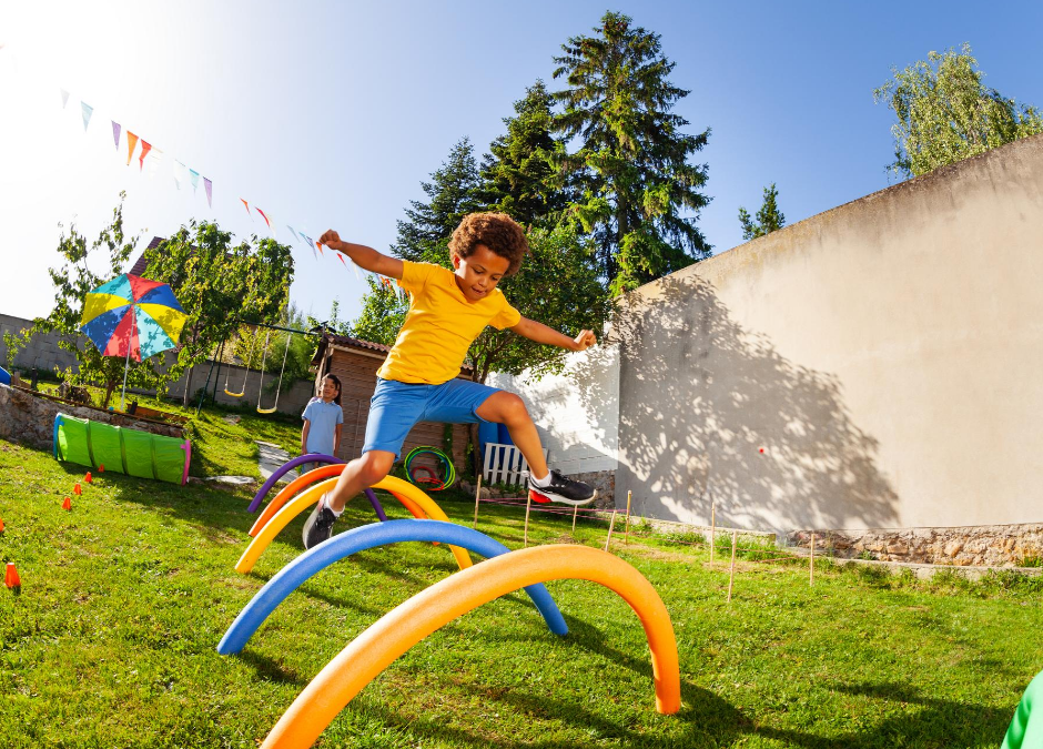 How To Create Backyard Family Fun With Exciting Olympic Games