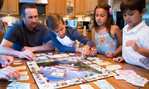 Games People Play: Board Games for All Ages