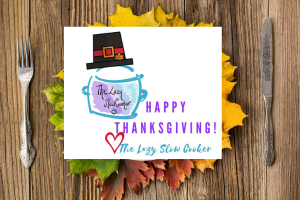 Crockpot Connections – A Slow Cooker Thanksgiving