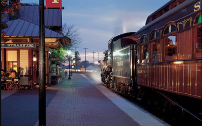 8 Exciting Train Excursions in Time for Happy Holidays