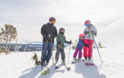 Best Mountains for Family Skiing and Lessons Near Philadelphia