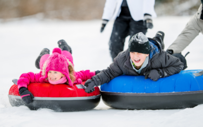 Best Places for Families to Go Snow Tubing