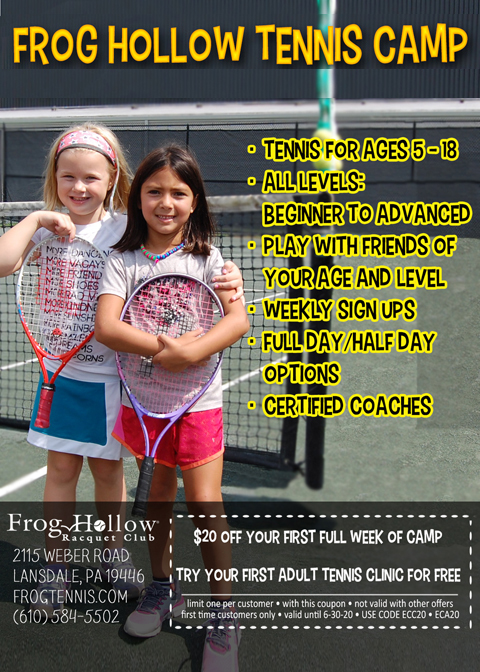 Frog Hollow AD