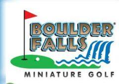 Boulder Falls Miniature Golf